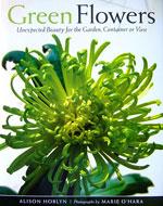 Green Flowers av Alison Hoblyn
