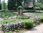Köksträdgårdens mur