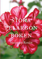 Stora pelargonboken av Susanna Rosén