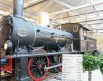 Lok nr 591 från 1901