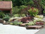 Botans växthusentré