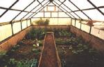 Ett växthus kan användas och utnyttjas för fler ändamål och en större del av året med lite enkla hjälpmedel.
