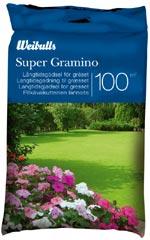 SUPER GRAMINO - gräsmattegödsel, långtidsverkande.