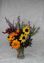 Gör härliga blomsterbuketter att ta in och ge bort.