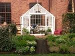 Växthus på gården