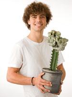 Perfekta växter till upptagna tonåringar