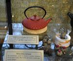 Kinesiska terosor - vackert ihopbundna teblad