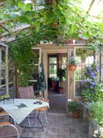 R&G Bengtsson, spännande växthus