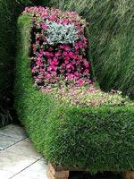 Blomstersäng