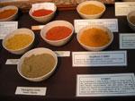 Olika sorters curryblandningar