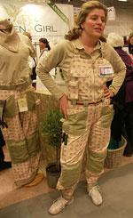 Garden Girl, trädgårdskläder för kvinnor
