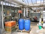 Värmecentralen - en förutsättning för tidiga plantor.