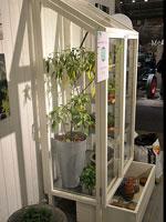 Odlingsvitrin, Hasselfors Garden