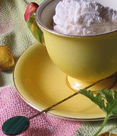 Pelargonglass, 'Sweet Mimosa'