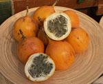 Sötgrenadill, en sorts passionsfrukt