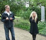 Ulf Nordfjell och Anne-Karin Furunes
